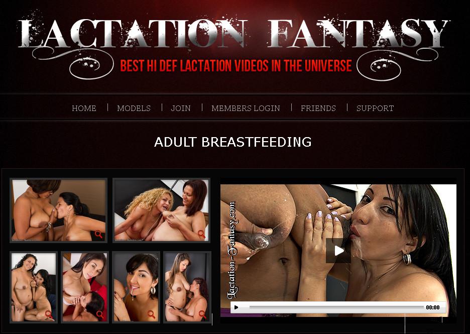 Lactation-Fantasy SiteRip / Bizarre Fetishes / 368 vids