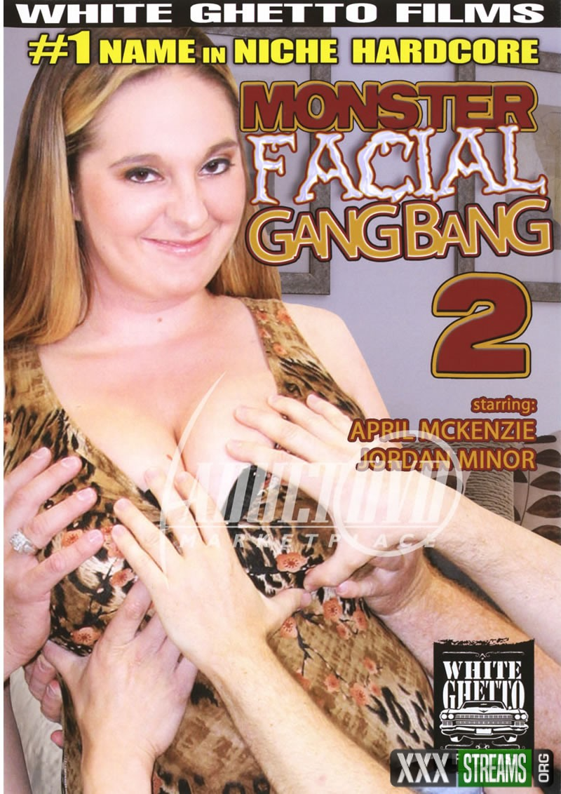 Monster Facial Gangbang 2