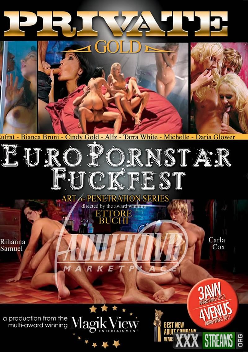 Euro Pornstar Fuckfest