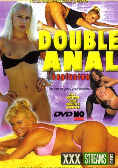 Double Anal Explosion