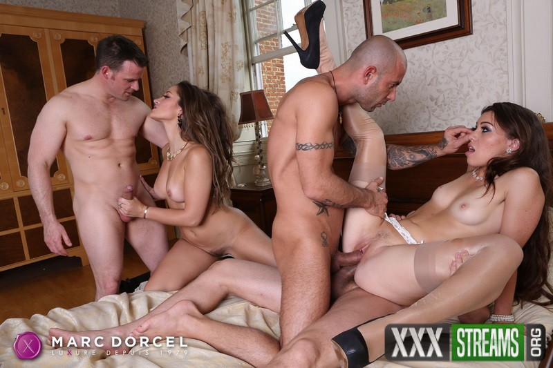 Tiffany Doll, Dani Daniels - Orgie And Doubles -4949