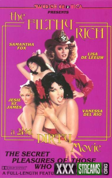 The Filthy Rich (1980/DVDRip)