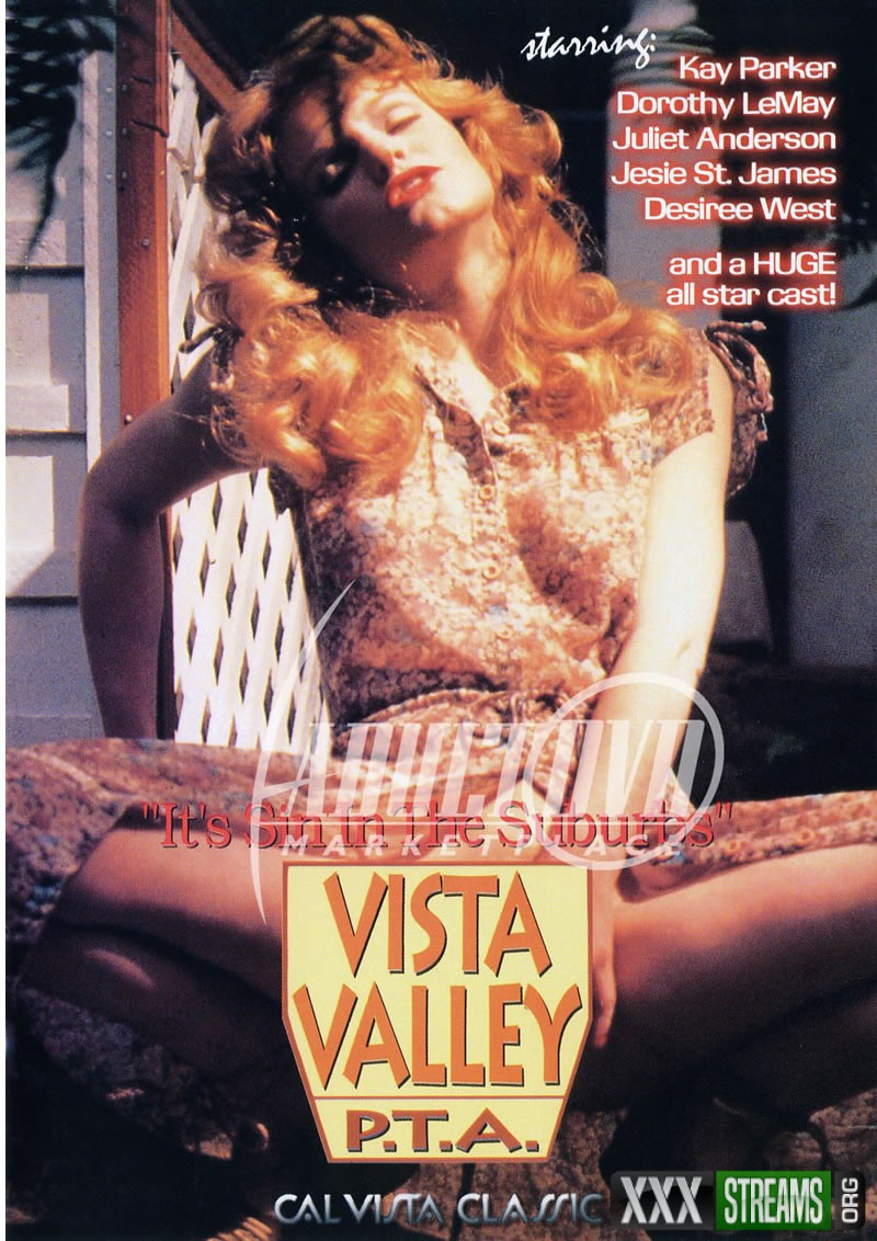 Vista Valley PTA -1981-
