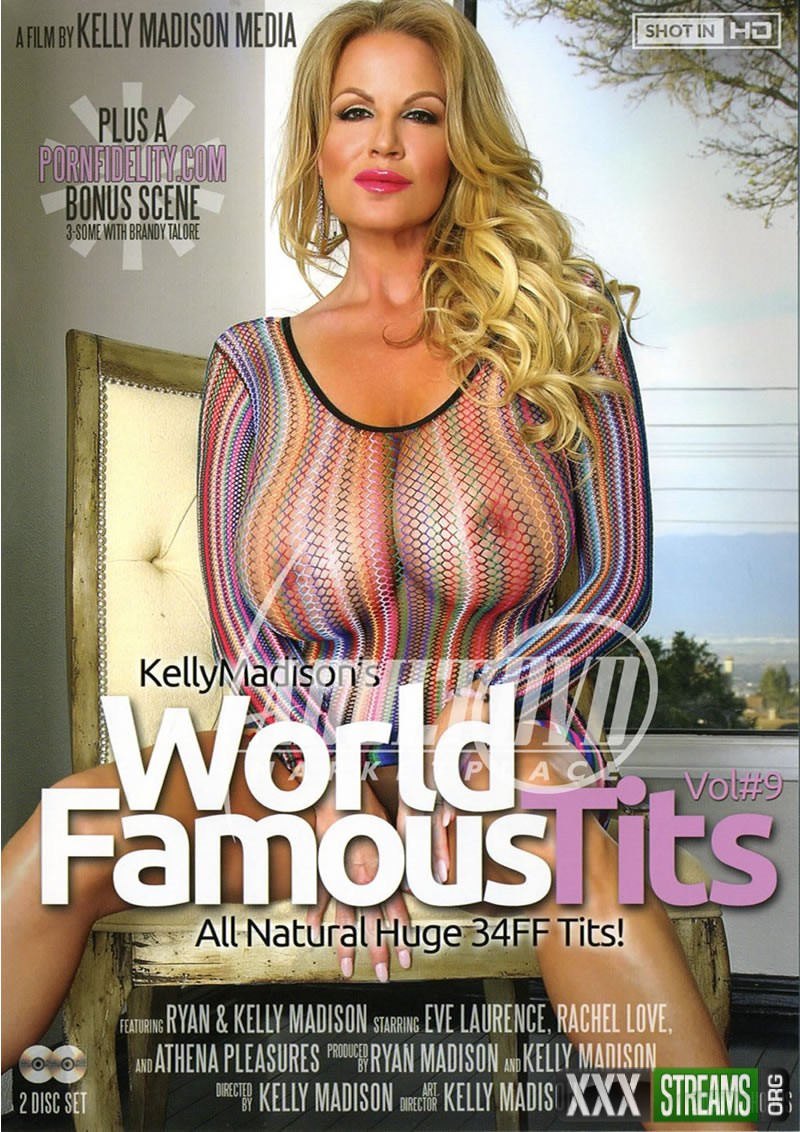 Kelly Madisons World Famous Tits 9
