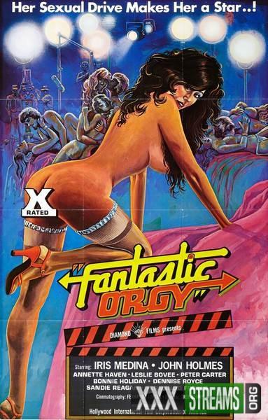 Fantastic Orgy (1977/DVDRip)