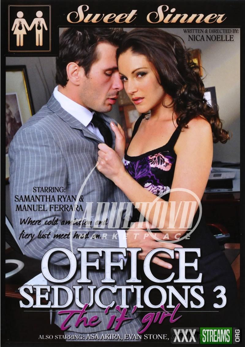 Office Seductions 3