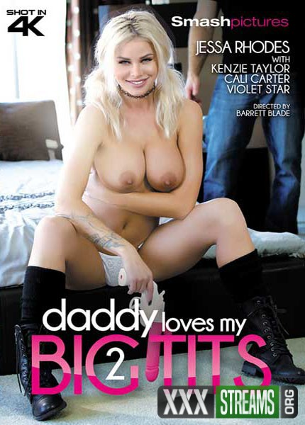 Daddy Loves My Big Tits 2 (2017/WEBRip/SD)