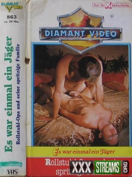 Es War Einmal Ein Jager / Rollstuhl-Opa Und Seine Spritzige Familie (1980/VHSRip)