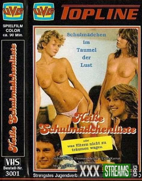 Heisse Schulmadchenluste / Hot SchoolGirls pleasures (1984/DVDRip)