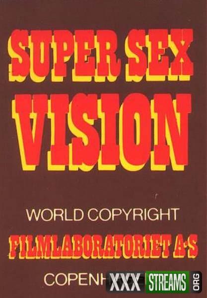 Super Sex Vision (1980/DVDRip)