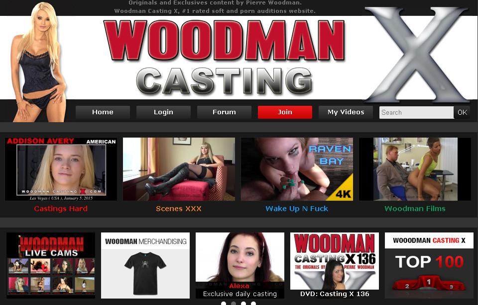 Woodmancastingx SiteRip / Porn Stars / 3535 vids