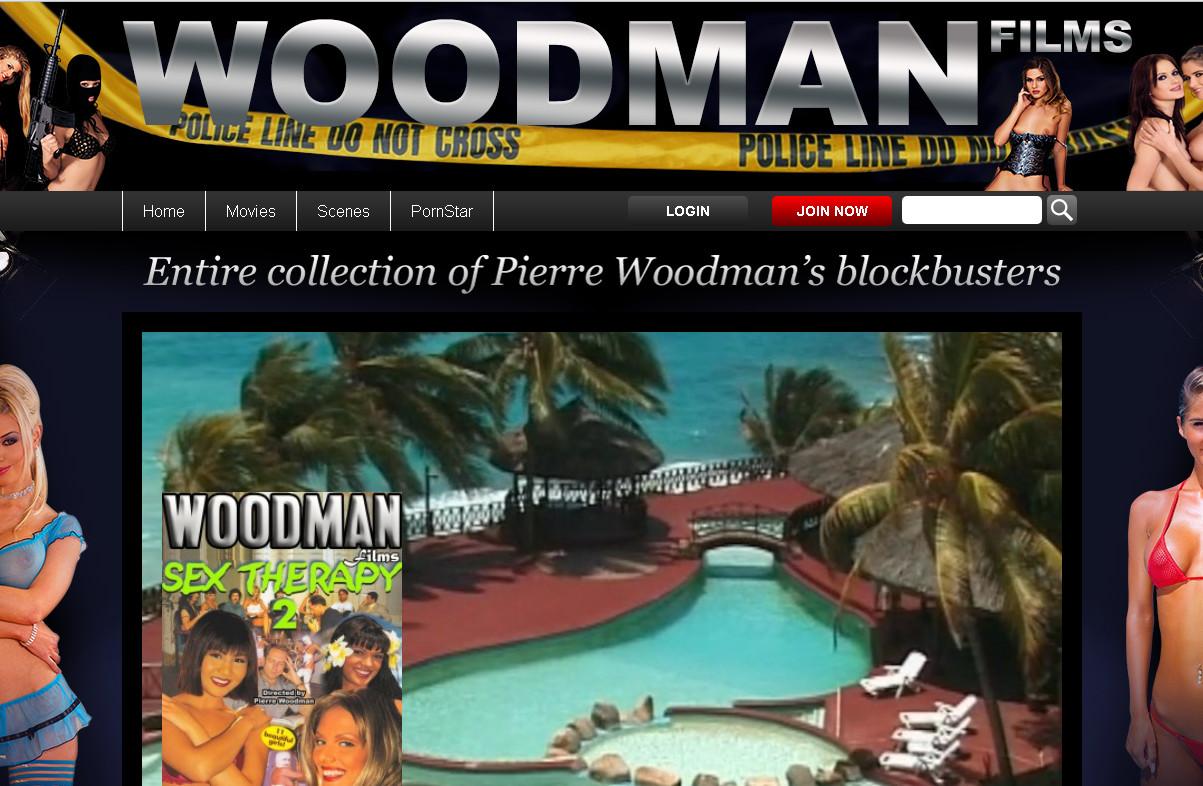 Woodmanfilms SiteRip / Porn Stars / 48 vids