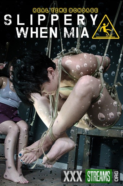 Mia Torro, Maddy OReilly - Slippery When Mia: Part 2 (2017/RealTimeBondage/IntersecInteractive/HD)