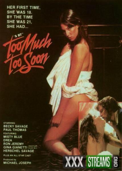 A Bit Too Much Too Soon (1983/VHSRip)