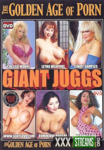 Golden Age Of Porn - Giant Juggs (1990/DVDRip)