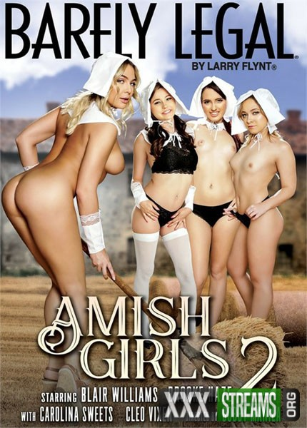 Barely Legal Amish Girls 2 (2018/WEBRip/SD)