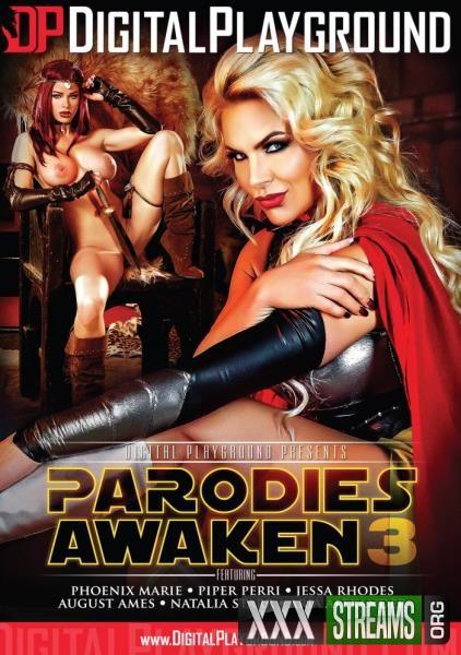 Parodies Awaken 3 (2018/DVDRip)