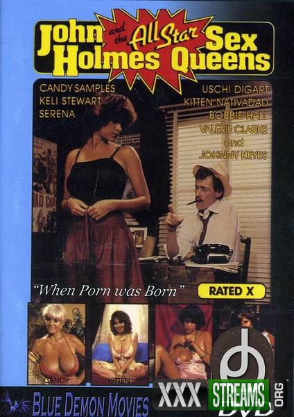 John Holmes and the All Star Sex Queens (1979/VHSRip)
