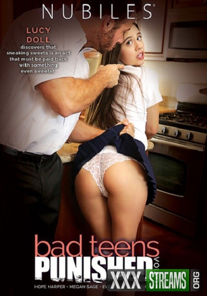 Bad Teens Punished 3 (2018/WEBRip/SD)