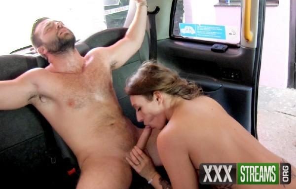 Ava Austen - Big Sticky Facial After Hot Cab Sex (2017/FemaleFakeTaxi/SD)
