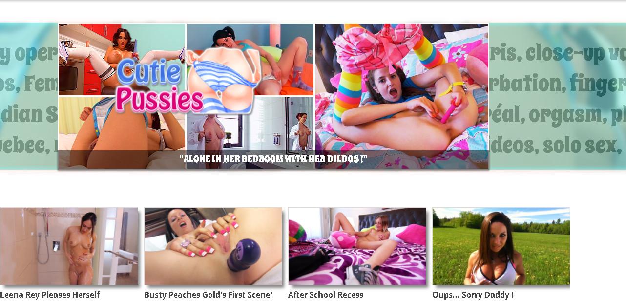 Cutiepussies SiteRip