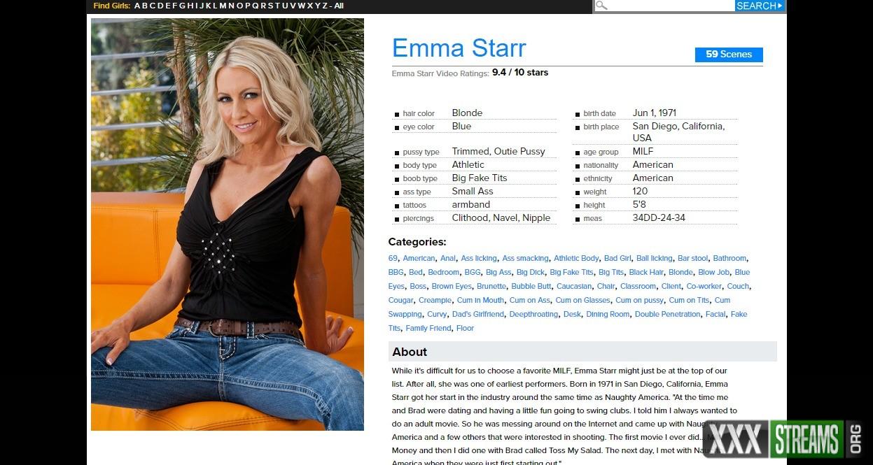 Emma Starr Naughty America – Siterip