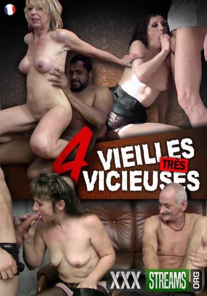 4 Vieilles Tres Vicieuses (2016/WEBRip/HD)