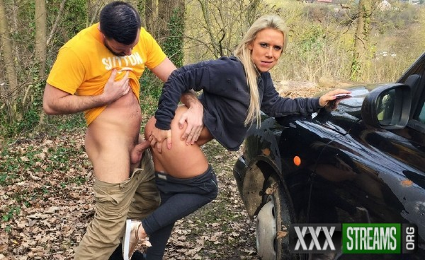 Sasha Steele - Milf Fucks Sutton Fan on Match Day (2017/FemaleFakeTaxi/FakeHub/1080p)