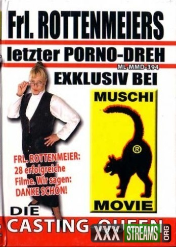 Frl Rottenmeiers Letzter Porno-Dreh