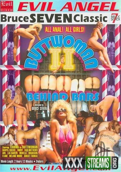 Buttwoman 2 - Behind Bars (1992/DVDRip)