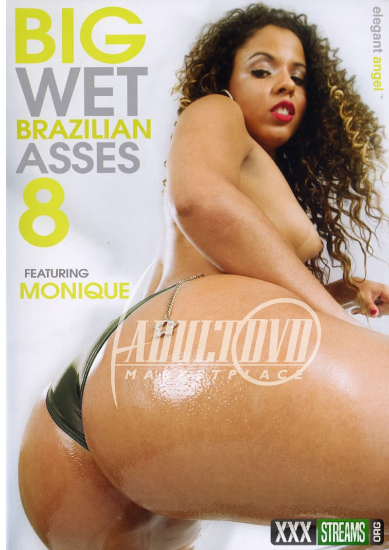 Big Wet Brazilian Asses 8
