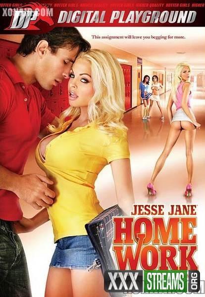 Jesse Jane – Homework (2010/DVDRip)