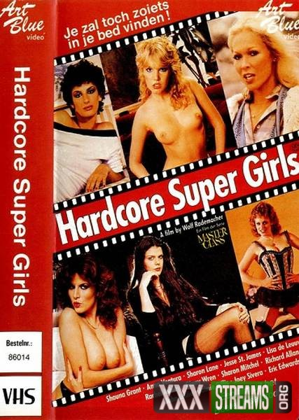 Hardcore super girls (1980/VHSRip)