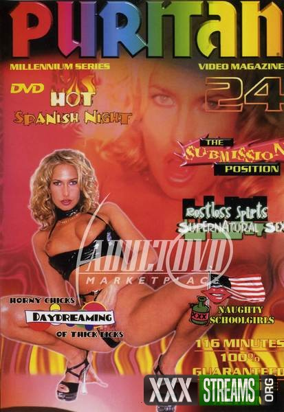 Puritan Video Magazine 24 – Hot Spanish Night (2000/DVDRip)