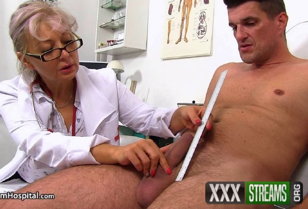 Alena - Mature (2017/SpermHospital/HD)