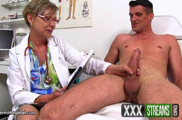 Sperm Hospital Porn
