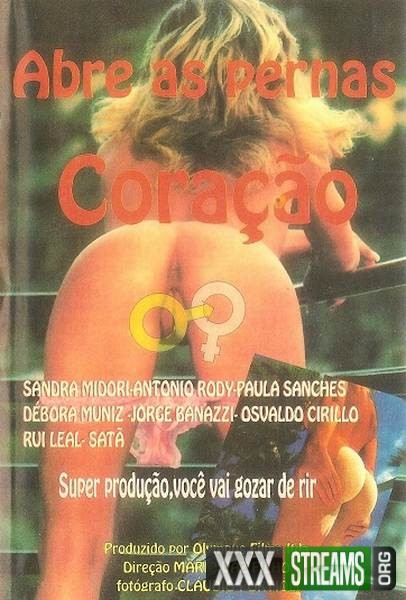 Abre as Pernas, Coracao (1985/VHSRip)