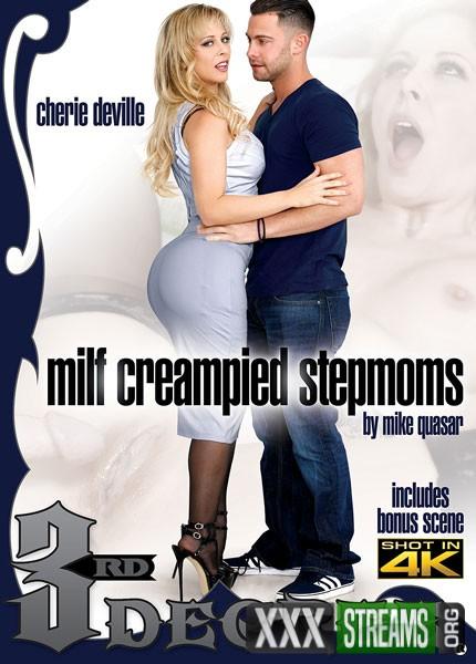 MILF Creampied Stepmoms (2018/WEBRip/SD)
