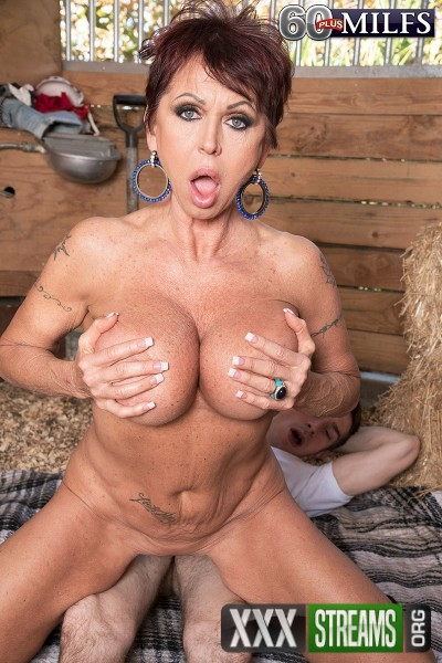 Gina Milano – 60-year-old pussy, meet 26-year-old cock (2018/60PlusMilfs.com/PornMegaLoad.com/HD1080p)