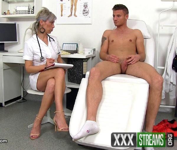 Beate U 1 - Sperm Hospital (SpermHospital/HD)