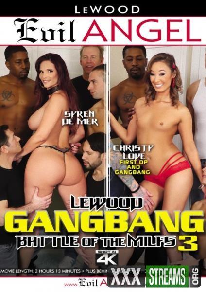 LeWood Gangbang Battle Of The MILFs 3 (2018/WEBRip/HD)