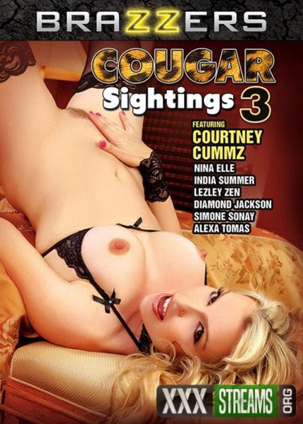 Cougar Sightings 3 (2018/WEBRip/SD)