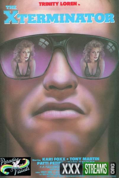 The Xterminator (1986/VHSRip)