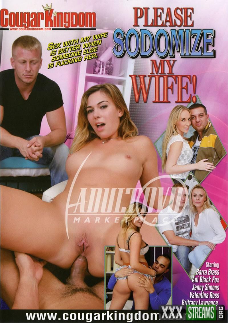 Please Sodomize My Wife