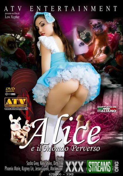 Alice E Il Mondo Perverso