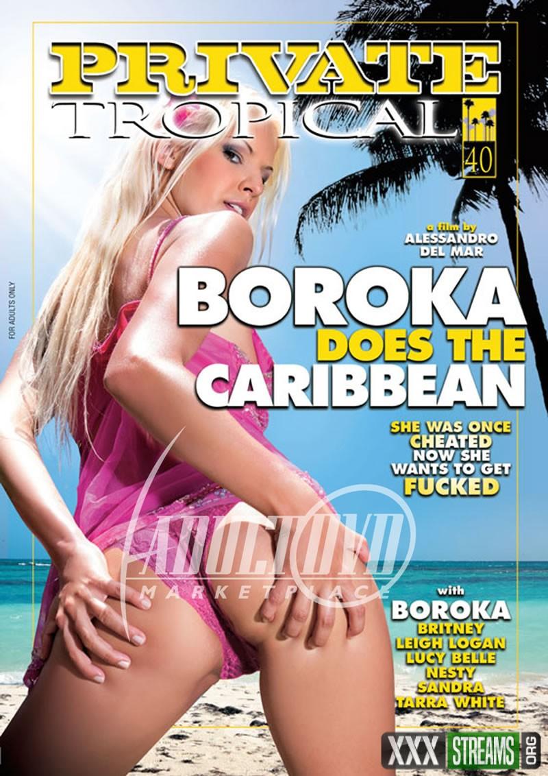 Boroka Does The Caribbean