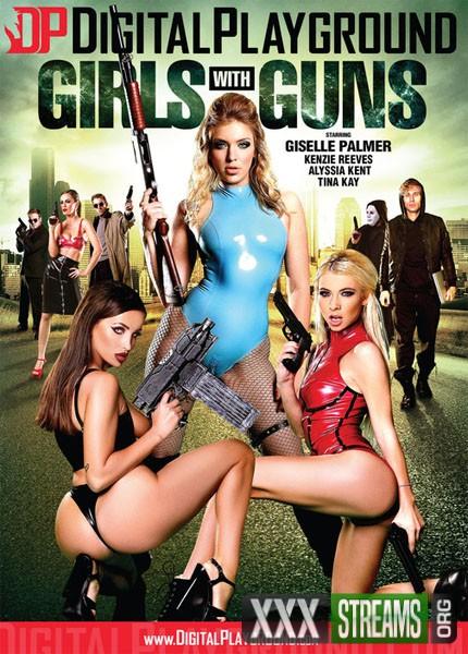 Girls With Guns (2018/WEBRip/SD)
