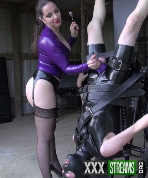 Domina Alexandra Snow - Wheel Of Pain and Pleasure (2018/TheEnglishMansion.com/HD)