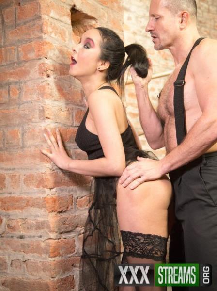 Francys Belle - Wild Brazilian chick Francys Belle pushes limits in rough anal sex session (HerLimit.com/PornDoePremium.com/2017/SD)