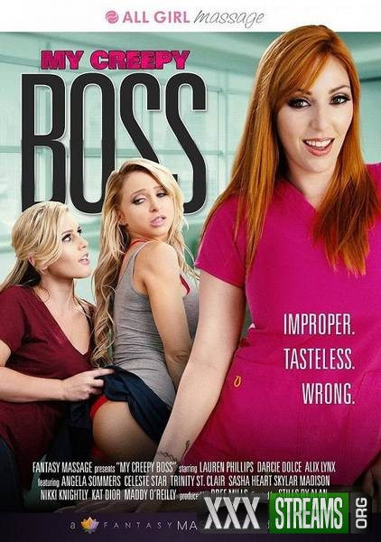 My Creepy Boss (2017/WEBRip/HD)